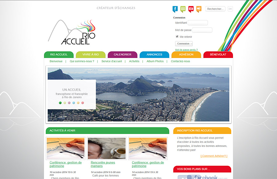 Rio Accueil