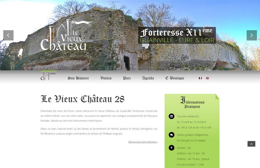 Le Vieux Chateau eure et Loir