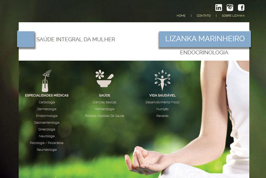 Lizanka Marinheiro - Saúde da Mulher